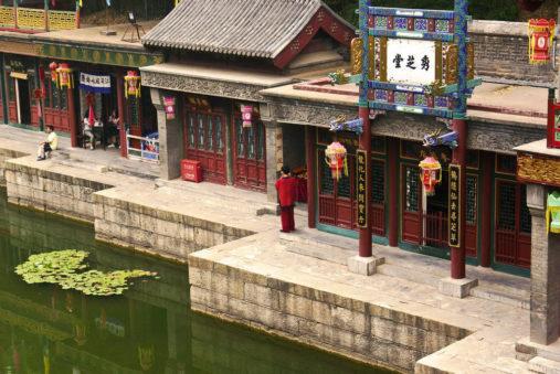 Vasaros rūmai Pekine