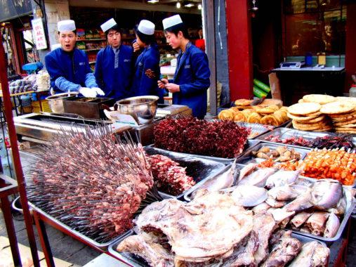 Xian musulmonų kvartalas