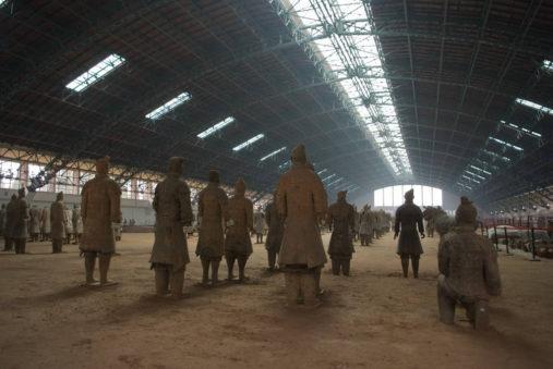 Terakotinė armija