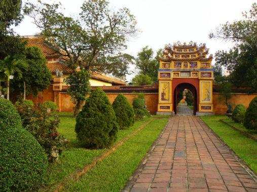 Hue miestas