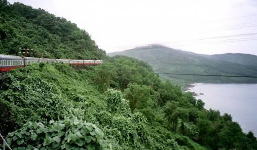 Vietnamo traukiniai