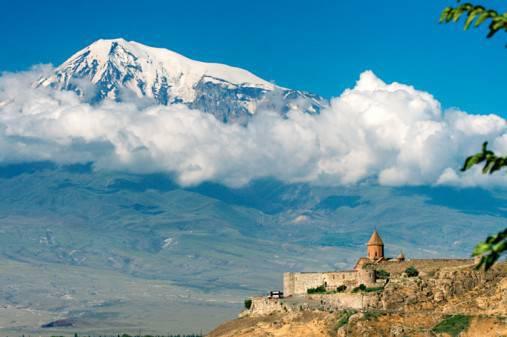 Chor Virap vienuolynas, Armėnia