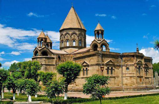 Ečmiadzin, Armenia
