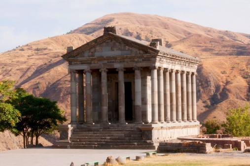 Garni, Armenija
