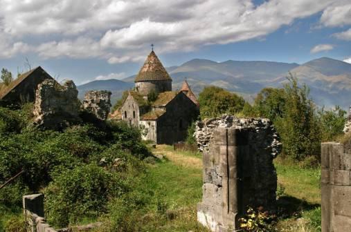 Sanahinas, Armenija