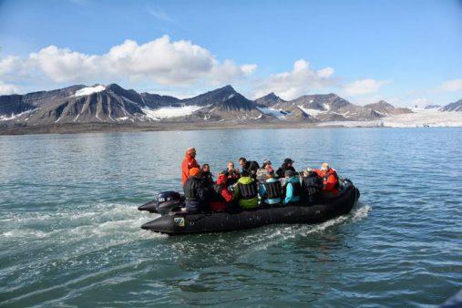 Svalbardo ledynai