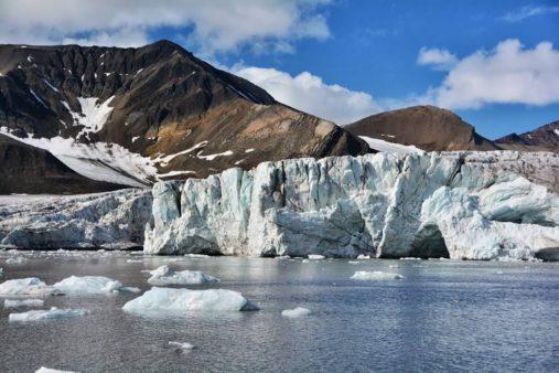 Ledynai Špicbergene