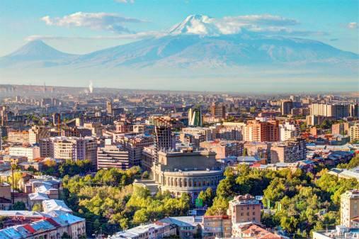 Jerevanas, Armenija
