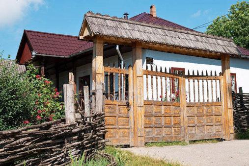 Casa parinteasca, Palanca, Moldova
