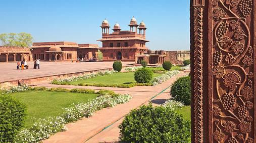 Fatehpur Sikri, Indija