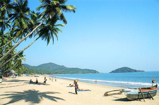 Goa, Keliones i Indija