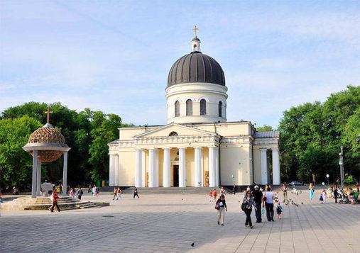 Kisiniovas, Moldova