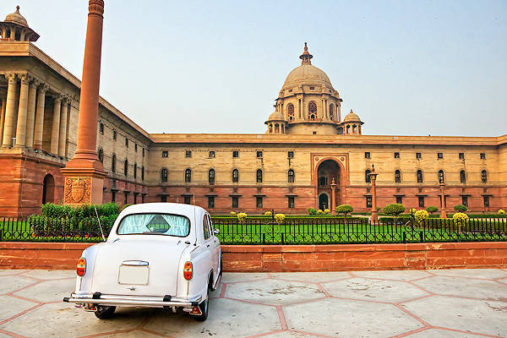 Indijos Parlamento rumai