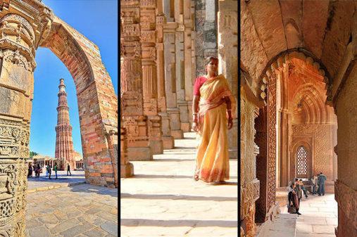 Qutab Minar, Indija