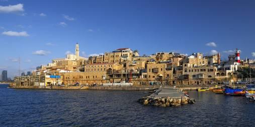 Jafos uostas, Tel Aviv