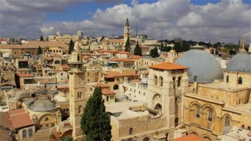 Christian Quarter in Jerusalem