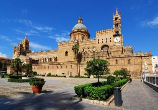 Palermo architektūra